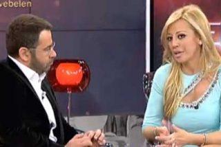 J.J. Vázquez y Belén Esteban se quitan la ropa para el calendario censurado de 'Sálvame'