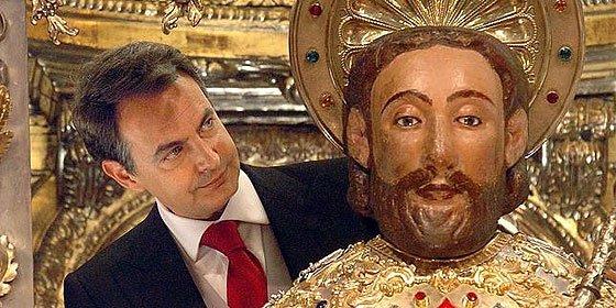 Zapatero no tiene perdón de Dios