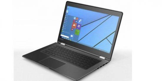 Ordenador portátil Lenovo Yoga