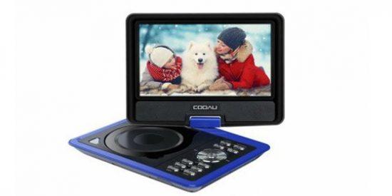 COOAU HD Reproductor de DVD Black Friday