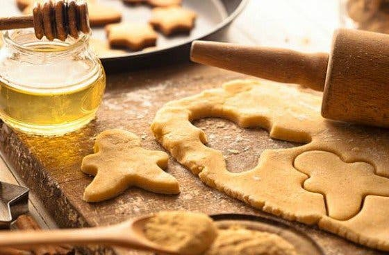 galletas de jengibre gingebread