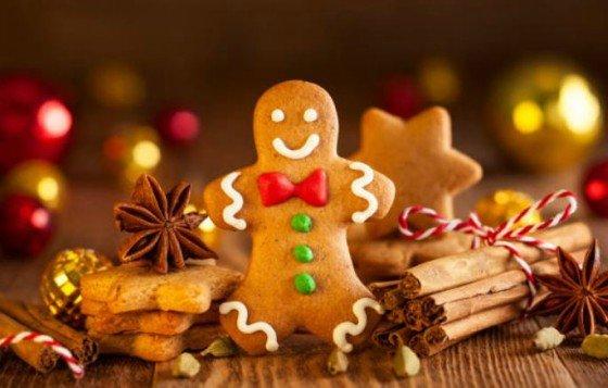 'gingerbread man