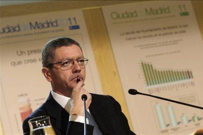 Gallardón: 'CC apoyó la crisis'
