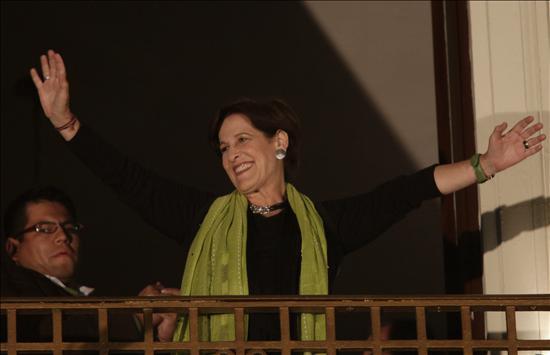 Susana Villarán asumió como la primera alcaldesa electa en la historia de Lima
