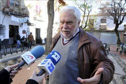 El ex alcalde de Granada Gabriel Díaz Berbel pide la baja del PP