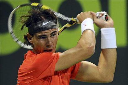 Nadal gana su primer partido oficial del año al vencer al eslovaco Beck
