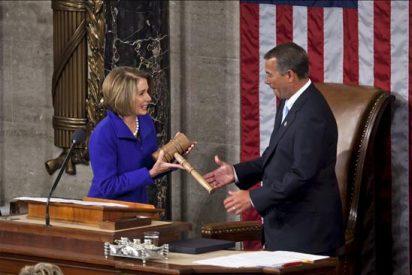 Boehner toma las riendas de la Cámara baja de EE.UU. con promesas de cambio