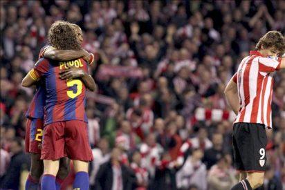 1-1. El Barcelona pasa a cuartos con el miedo en el cuerpo