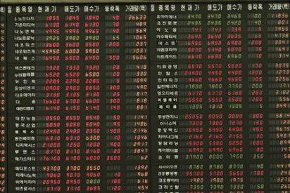 La Bolsa de Seúl cierra a la baja por la tecnología y las finanzas