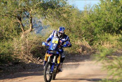 Diez minutos de penalización para Cyril Despres en motos