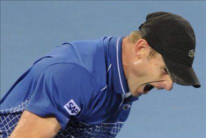Roddick y Anderson, primeros semifinalistas del torneo de Brisbane