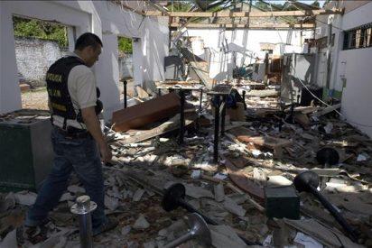 Tres atentados en cinco días atribuidos a las FARC sacuden una ciudad colombiana