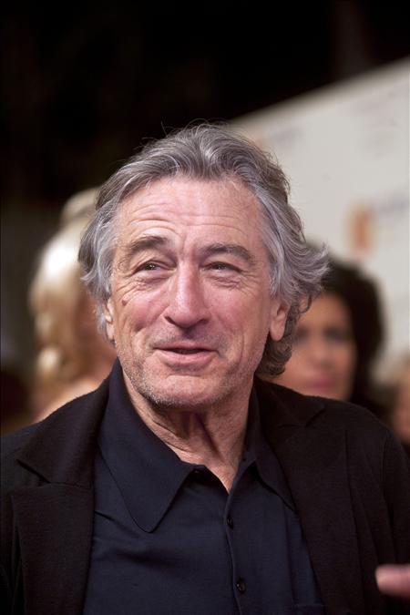 Robert de Niro presidirá el jurado del 64 Festival de Cine de Cannes