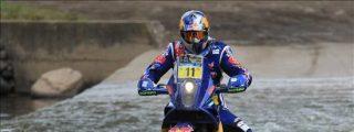 El portugués Faria gana la sexta etapa del Dakar; Coma es cuarto y sigue líder