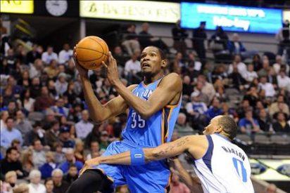 Durant y Rose imponen su clase; los Magic su poder y Jazz su lucha