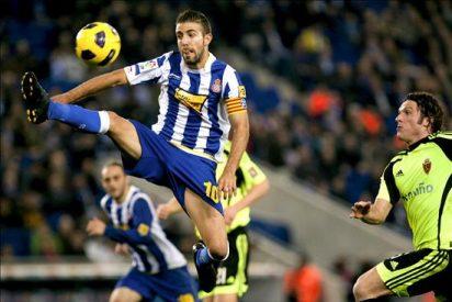 4-0. El Espanyol hunde al Zaragoza en media hora y sigue en Europa