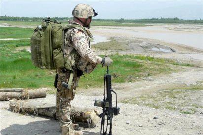 Una decena de insurgentes mueren en un enfrentamiento con las fuerzas de la OTAN