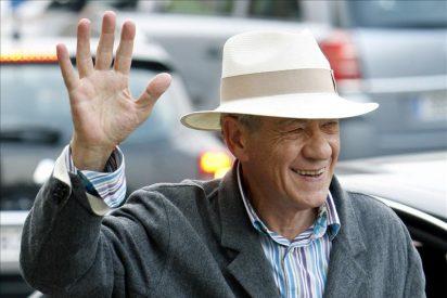 """Ian McKellen firma el contrato para volver como Gandalf en """"The Hobbit"""""""