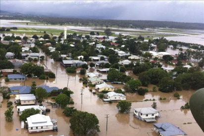 9 muertos, 60 desaparecidos y 200.000 afectados en las riadas de Australia