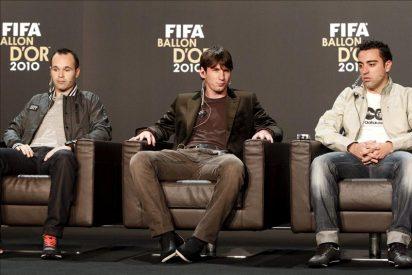 Corriente contra España para unos y gloria futbolística de Messi para otros