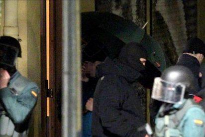 Trasladado a Bayona el presunto etarra detenido en el País Vasco francés