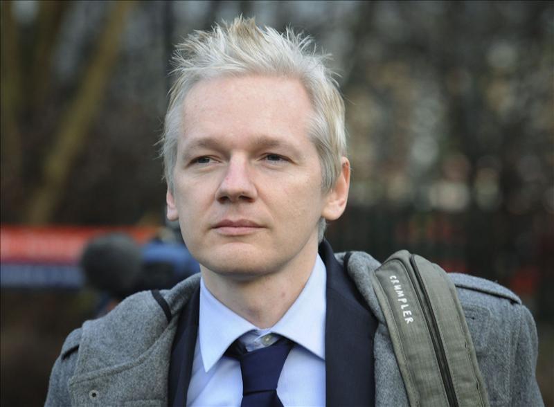 El fundador de WikiLeaks pedirá permanecer en el Reino Unido en la vista de su extradición
