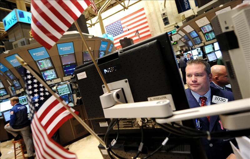 Wall Street sube el 0,5 por ciento en la media sesión impulsado por los avances en Europa
