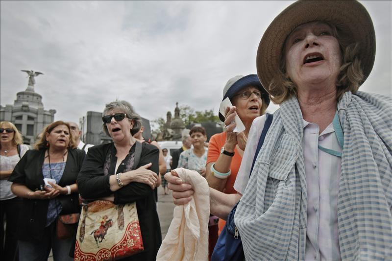 Argentina despide a María Elena Walsh