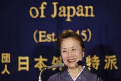 Nobuko Kan, una primera dama que rompe moldes en Japón