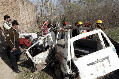 Al menos 20 muertos en un ataque contra una comisaría en Pakistán