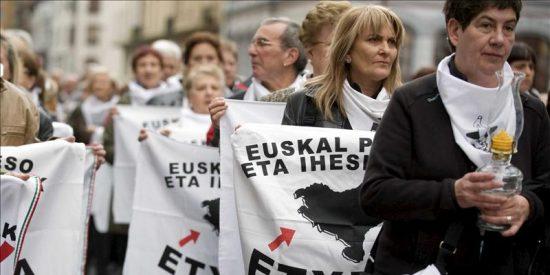 El juez Pedraz cita como testigo al cura que convocó la marcha a favor de los presos de ETA