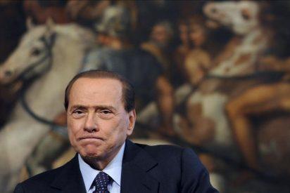 Berlusconi, fuente de inspiración de una película 'porno'