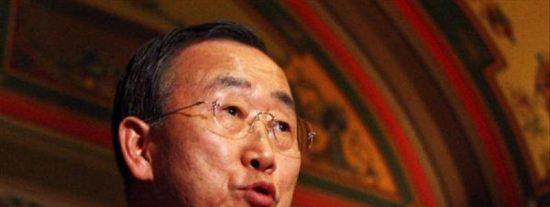 Ban reitera su llamamiento al diálogo para resolver la crisis en Túnez