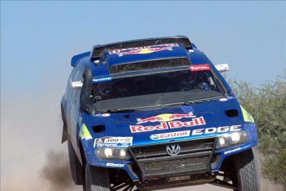 Sainz gana la penúltima etapa y Al Attiyah tiene el Dakar en el bolsillo