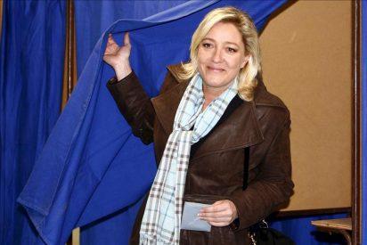 La prensa filtra la supuesta victoria de Marine Le Pen como nueva líder del Frente Nacional