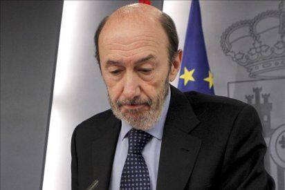 Rubalcaba garantiza la seguridad de los españoles en Túnez