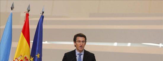 Feijoo acusa al Gobierno de enfrentar a Castilla y León y Galicia