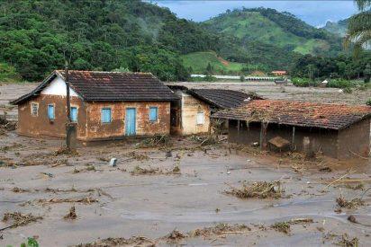 Sube a 549 número de víctimas por las lluvias y el Gobierno brasileño declara 7 días de duelo