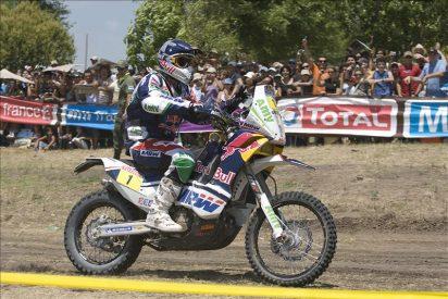 Coma gana su tercer Dakar y el holandés Verhoeven se lleva la última etapa