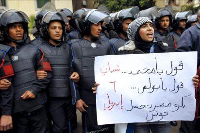Manifestaciones frente a las embajadas de Túnez en Egipto y Jordania