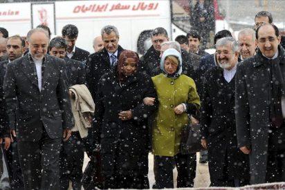 """El Gobierno iraní dice que proseguirá """"con determinación"""" enriqueciendo uranio"""
