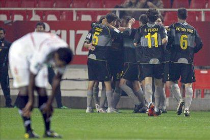 1-2. Un Espanyol muy efectivo vuelve a destapar las carencias del Sevilla