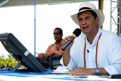 Correa cumple cuatro años en el poder, una gesta en Ecuador