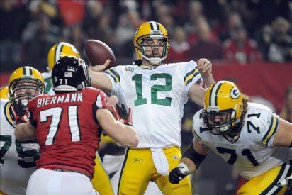 21-48. Ante los Falcons, Rodgers sorprende y los Packers llegan a la final de la Nacional