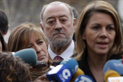 """Cospedal dice que el apoyo de Cascos al PP en Asturias sería """"bienvenido"""""""