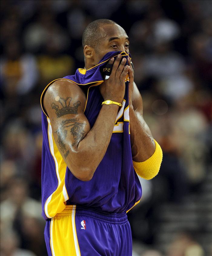 Kobe Bryant será el primer atleta inmortalizado en el Teatro Chino