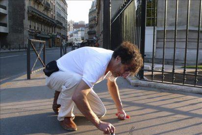 La fecha de tu vida en el suelo de París