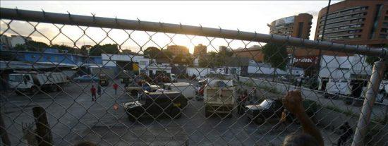 Alcalde de zona acomodada de Caracas denuncia un intento masivo de invasiones
