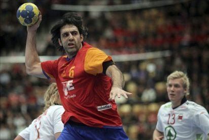 32-27. España se comporta como favorito ante Noruega y suma otros dos puntos