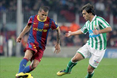 Zubizarreta asegura que Dani Alves se quiere quedar y el Barça que se quede